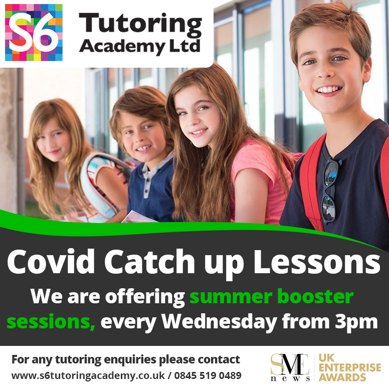 Catch up tuition Essex